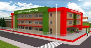 Escolas particulares educação infantil