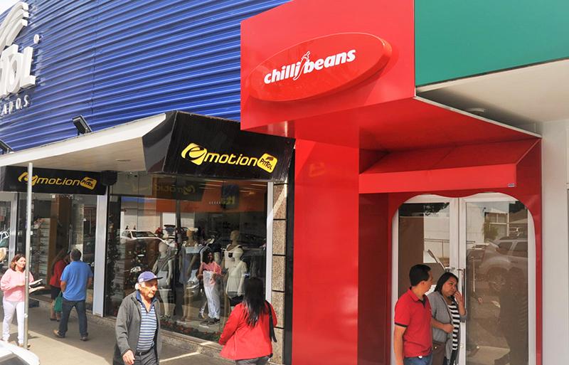 862a27a7002d0 Falta pouco  Chilli Beans inaugura loja em Caçador neste sábado ...