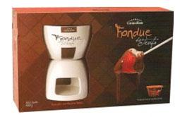 Aparelho de fondue cacau show